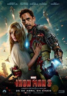 En esta ocasión el imponente superhéroe Iron Man intentará mejorar su armadura mediante una nueva tecnología y, entre otros personajes, estará acompañado de su gran amiga Pepper Potts (Gwyneth Palt…