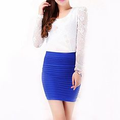 #dailycharms.com          #Skirt                    #Royal #Blue #Convertible #Mini #Tube #Skirt        Royal Blue Convertible Mini Tube Top & Skirt                                  http://www.seapai.com/product.aspx?PID=1237319