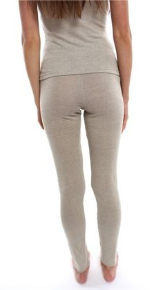 100% knitted organic hemp leggings. These handmade made to order leggings are amazing and perfect to wear everyday. They'll easily become your favorite pair!