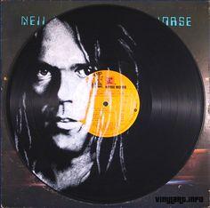 Vinyl Art – portraits on records