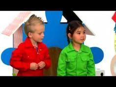 Zingen en dansen met Nienke van Zappelin - Kleuren - YouTube