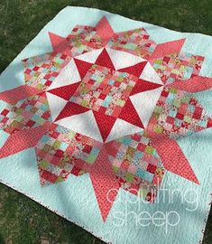 Stylish Patchwork Swoon Quilt Pattern Patchwork Swoon Quilt Pattern - This Stylish Patchwork Swoon Quilt Pattern photos was upload on November, 5 2019 by admin. Here latest Patchwork Swoon. Big Block Quilts, Star Quilt Blocks, Star Quilts, Scrappy Quilts, Easy Quilts, Mini Quilts, Patchwork Quilting, Quilting Projects, Quilting Designs