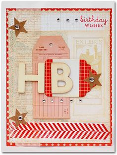 Birthday Wishes Card by Anabelle O'Malley