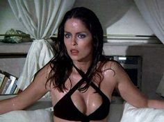 Barbara Bach in The Spy Who Loved Me