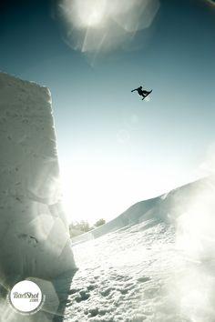 Pro Peetu Piiroinen | Park Jump | Heavenly, California | Photo Dean Blotto