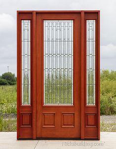 Therma tru doors therma tru fiber classic mahogany door for Therma tru fiber classic mahogany price