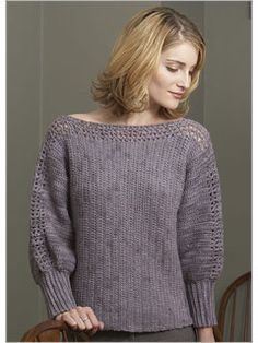 """Pattern says it's """"perfect for beginners.""""  I'm buying and trying!"""
