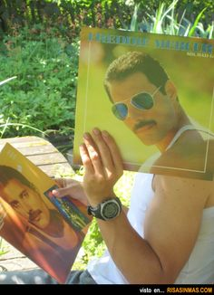 ¡Freddie Mercury está vivo!