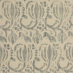 Rose Tarlow Melrose House Loving the washed out - hand block printed effects on the fabrics at Rose Tarlow!