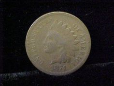 1874 Indian Head One Cent Good Condition Priced 2 Sell Havalqqk   eBay