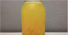 Faça este suco de limão e abacaxi e tome em jejum - e veja seu corpo e cintura rapidamente afinar! | Cura pela Natureza