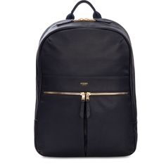 Beaux Laptop Backpack from KNOMO: Official Store   Womens Backpack   Black Backpack   Laptop Bags   Designed by KNOMO London