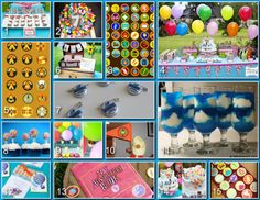 Disney Donna Kay: Disney Party Board - UP Party