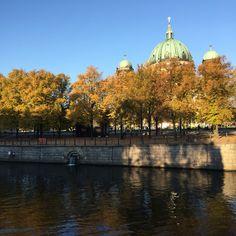 Berlin Dom Berlin Germany October '16