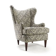 """Found it at Joss & Main - Raquel Arm Chair...I""""LL TAKE 2 WITH A BRIGHT OTTOMAN OR A  GARDEN STOOL BETWEEN"""