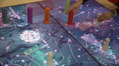 Collect And Connect Multi-User Interactive Table on Vimeo