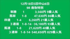 ・12月18日5回中山6日高額払い戻し競馬08