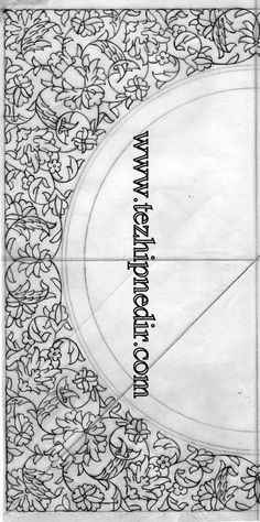 Daha fazla bilgi için gönderiyi ziyaret edin. Arabic Pattern, Pattern Art, Border Pattern, Islamic Patterns, Art Articles, Turkish Art, Moroccan Design, Arabic Art, Islamic Calligraphy