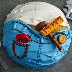 Butt cake