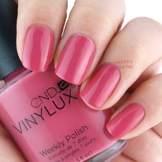 The Happy Sloths: CND Vinylux Spring 2016 Art Vandal Collection: Review and Swatches