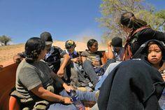 Granica cierpienia. Kobiety z Ameryki Środkowej szukają lepszego życia