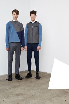 DKNY Fall 2014 Menswear Collection | Tom & Lorenzo Fabulous & Opinionated
