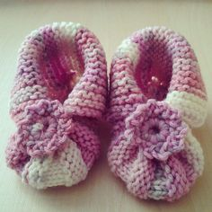 Baby booties by dashyk3000 on Etsy, $10.00