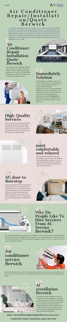 Air conditioner repair Berwick AC installation service evaporative cooler air-conditioning quote split system aircon maintenance ducted cooling Daikin.
