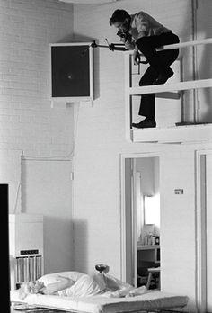 1961 Douglas Kirkland, courtesy of Westwood Gallery, NYC