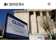 It's official: the government is partially shut down? The Senate failed to pass a spending bill that included the $5 billion President Donald Trump demanded for a border wall by Friday at midnight, andnow the government is partially shutdown. A partial US government shutdown has taken effect after US lawmakers failed to break a budget impasse. Government Shutdown, Cbs News, Donald Trump, Fails, Presidents, Budgeting, Friday, Donald Tramp, Make Mistakes