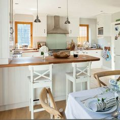 Kitchen   Step inside this Arts and Crafts-inspired newly built home   housetohome.co.uk   Mobile