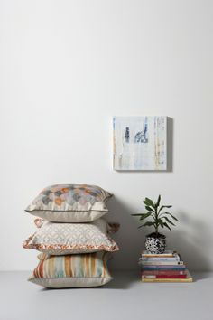 in love with these cushions by @nancybird in melbourne, oz...