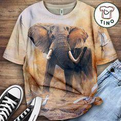 elephant shirt Elephant Shirt, Lovers, T Shirts For Women, Poster, Tops, Fashion, Moda, Fashion Styles, Fashion Illustrations