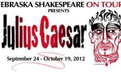 Julius Caesar On Tour 2012