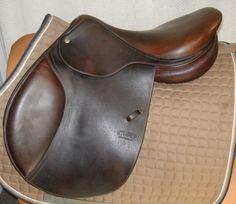 "CWD SE01 17"" 3L 2008 close contact saddle"