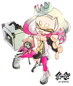WHY DO PEOPLE HATE PEARL SHE'S THE RELATABLE AND ACTUAL COOL ONE PEARL IS AWESOME