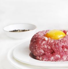 lots of good recipes. Steak Tartare, Good Food, Beef, Cooking, French, Classic, Traditional Kitchen, Recipes, Meat