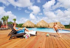 Morena Resort, Jan Thiel Baai, Curaçao