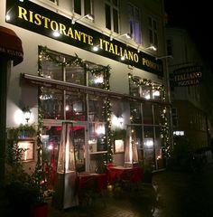 🇮🇹Vi aspettiamo - Ristorante ITALIANO Pompei holds again this year open New Year's Eve                  #RistoranteITALIANOcopenhagen