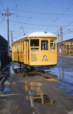 There Was A Time When The Ttc Had A Fleet Of Surface Work Cars: Rail photo ideas from Amazing Cars Photo Ford Police, Police Cars, London Transport, Public Transport, Plasti Dip Car, Car Hoist, Toronto Subway, Car Paint Colors, Girly Car