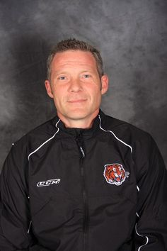 Shaun Clouston is the Head Coach of the Medicine Hat Tigers