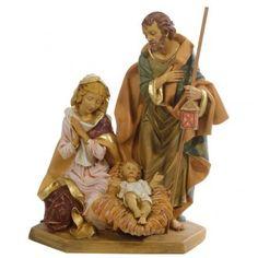 Nacimiento con base 65 cm resina Fontanini | venta online en HOLYART