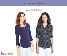 Hourglass Body Shape   Tips & Tricks to Dressing Hourglass Body Shape