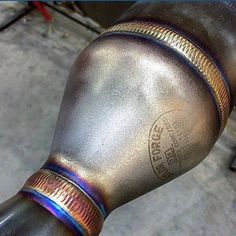 Beautiful weld Welder: @earljackson #weld #welder #welding #weldingart