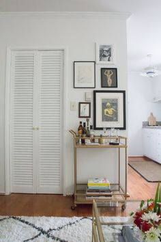 Isabelle's West Hollywood Studio