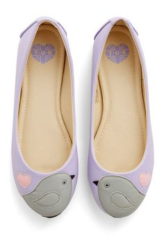 Sweet Little Love Song Flat, @ModCloth