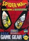 Spider-Man: Return of the Sinister Six gamegear cheats