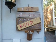 Eat - Sleep - Build www.nofrillsbuild.ca