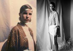 Photography Lucrezia Ganazzoli, fashion by Veronica Panati