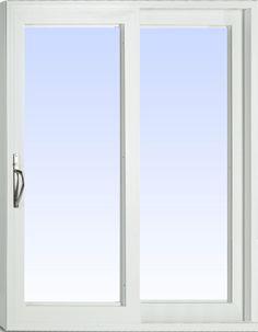 Sunview Sunview Newcastle Vinyl 2 Panel Patio Door Price - Windows & Doors Buy Online Direct Canada